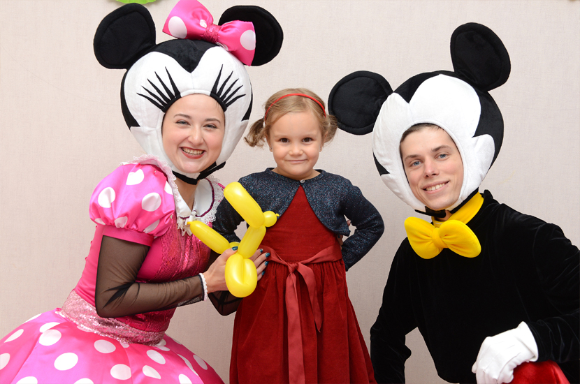 Детский праздник Клуб Микки Мауса